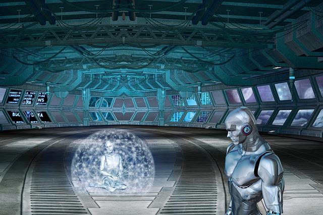 fantazie robota
