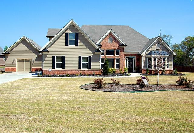 za hypotéku lze koupit dům
